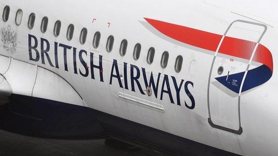A British Airways tem 28 dias para rebater a multa que equivale a 1,5% da faturação da empresa mundial