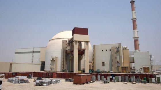 Paris, Londres e Berlim constituem as três partes europeias no quadro do acordo internacional sobre energia nuclear iraniana