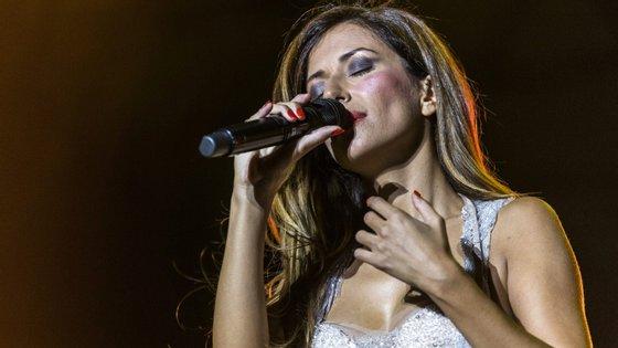 """Ana Moura está neste momento a ultimar o álbum sucessor de """"Desfado"""" e atuará em setembro no festival Santa Casa Alfama"""