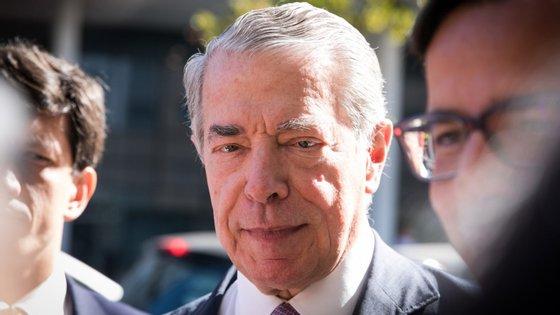 Ricardo Salgado é um dos principais arguidos da Operação Marquês