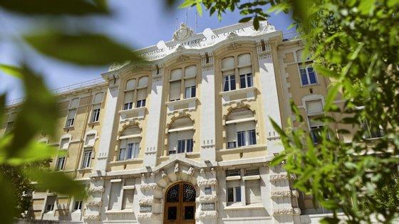 A Maternidade Alfredo da Costa pertence ao Centro Hospitalar Lisboa Centro
