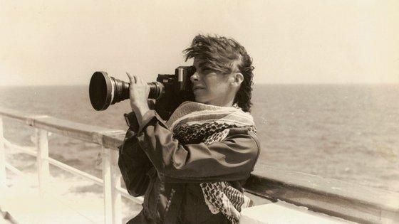 A realizadora Jocelyne Saab é um dos nomes em destaque na nova programação