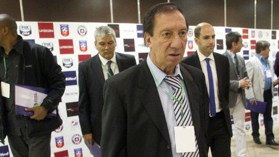 Carlos Bilardo tem 81 anos