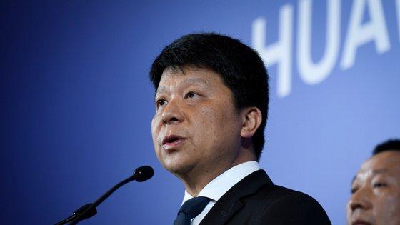 Guo Ping tem sido uma das caras da Huawei no conflito entre os EUA e a China