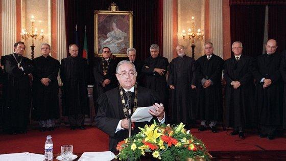 Além de presidente do Supremo Tribunal de Justiça, Cardona Ferreira foi ainda presidente do Tribunal da Relação de Lisboa