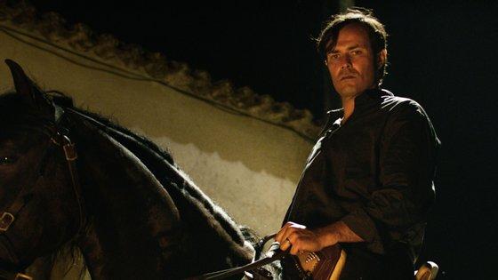 Albano Jerónimo é o protagonista do filme que, depois de Veneza, terá estreia norte-americana no Festival Internacional de Cinema de Toronto