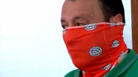 As golas fazem parte do kit de sensibilização para os incêndios florestais