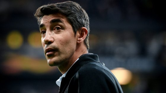 Bruno Lage dedicou a vitória por 5-0 sobre o Sporting deste domingo aos adeptos