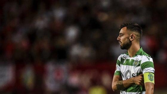 O internacional português chegou ao Sporting em 2017 depois de sete anos em Itália