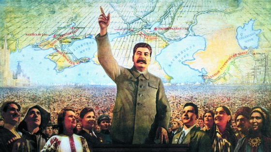 """Estaline escreveu as palavras """"nem um passo atrás"""" na famosa Ordem Executiva 227, que serviram de raspanete ao Exército Vermelho em plena Segunda Guerra Mundial"""