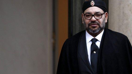 Mohammed VI de Marrocos cumpriu 20 anos no trono em julho