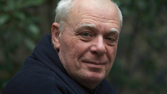 António Lobo Antunes recebeu o Prémio Camões, o mais importante de língua portuguesa, em 2007
