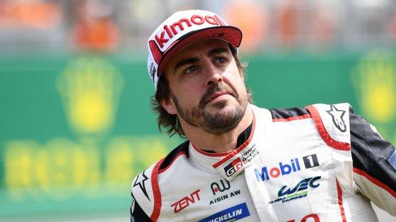 O piloto espanhol está a uma vitória nas 500 Milhas de Indianápolis de conquistar a Tripla Coroa do automobilismo