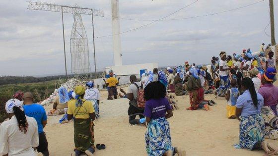 Esta é a maior comemoração do culto mariano na África Subsaariana