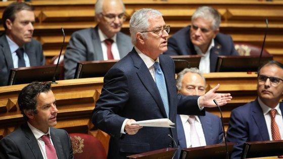 Fernando Negrão terá pedido desculpas aos deputados do PSD cujos nomes foram incluídos no pedido de fiscalização sem o seu consentimento