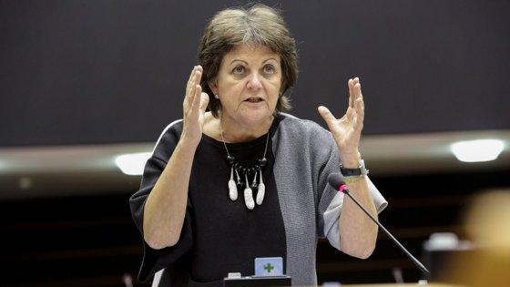 Elisa Ferreira regressa a uma casa que conhece bem — foi eurodeputada entre 2004 e 2016