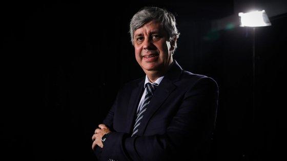 Mário Centeno, candidato a deputado pelo PS, insistiu em debater os programas macroeconómicos