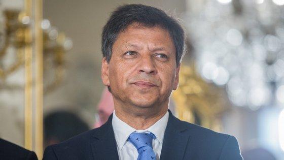 Artur Neves deixou o cargo de secretário de Estado da Proteção Civil no dia 18 de setembro