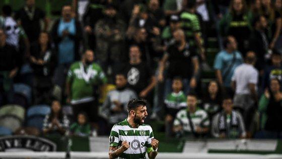 O médio português está a atravessar a melhor série goleadora da carreira