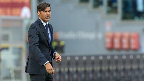 O treinador português aceitou o desafio da equipa italiana depois dos bons resultados com o Shakhtar Donetsk