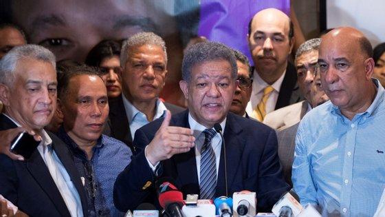 O ex-ministro Castillo foi o vencedor das primárias abertas do PLD com 48,53% dos votos, contra os 47,46% obtidos por Fernández