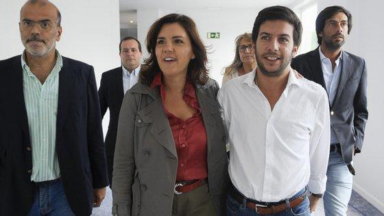 Francisco Rodrigues dos Santos, líder da JP, representa a ala mais conservadora do partido