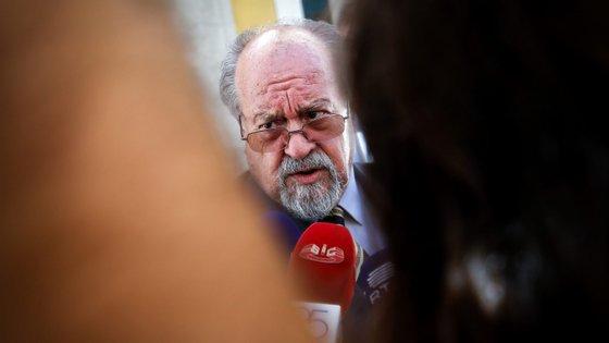 """Trata-se de """"milhões de euros"""" relativos a despesas feitas pelas associações de bombeiros em 2018 e 2019, disse o presidente da LBP, Jaime Marta Soares"""
