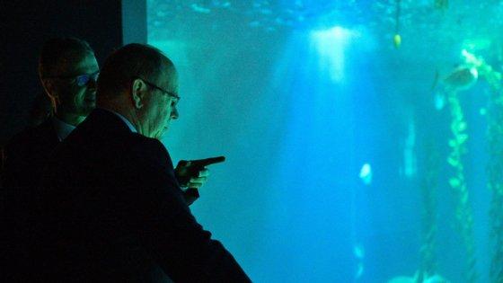 """O príncipe monegasco desenvolveu a campanha oceanográfica """"Mónaco Explorations"""""""
