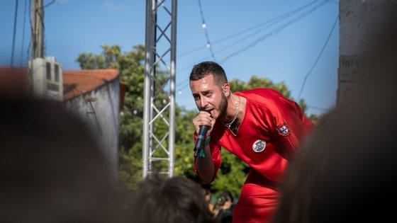 Pongo, Venga Venga, Best Youth, Paus e Pedro Mafama (na imagem) foram escolhidos diretamente pelo festival
