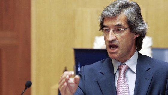Traquada Gomes é, desde abril de 2015, presidente da Assembleia Legislativa da Madeira