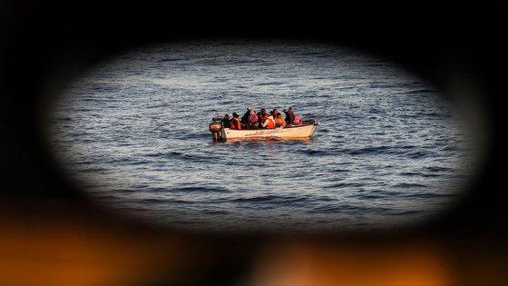 No âmbito da missão da FRONTEX, os militares da UCC realizaram este ano mais de 985 patrulhas, detetaram cerca de 240 embarcações e auxiliaram 2.372 migrantes