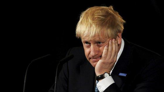 Boris Johnson tem repetido que gostaria de ver eleições antecipadas no Reino Unido