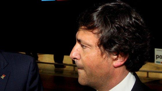 Melchior Moreira, ex-presidente do Turismo do Norte, é o principal arguido da Operação Éter