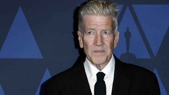 """O realizador de """"Blue Velvet"""" (1986) e """"Mulholland Drive"""" (2001), considerado um dos mais singulares do cinema contemporâneo, nunca ganhou um Óscar"""