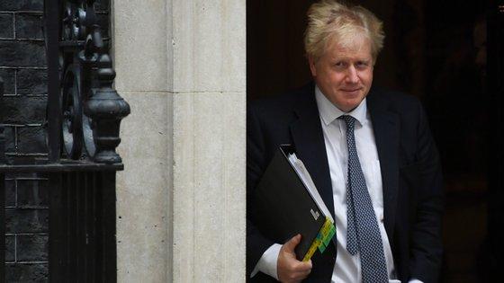 Boris Johnson propõe moção para eleições antecipadas a 12 de dezembro