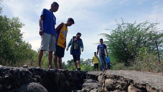 É o terceiro sismo de magnitude superior a seis a abalar o sul das Filipinas em menos de duas semanas