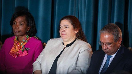 A ministra da Modernização do Estado e da Administração Pública, Alexandra Leitão, foi Secretária de Estado Adjunta e da Educação no Governo anterior