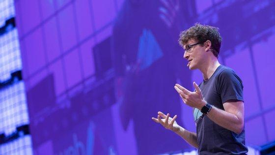 Paddy Cosgrave é o fundador e presidente executivo da Web Summit