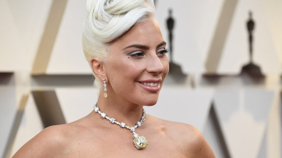 """Lady Gaga recebeu vários elogios pela sua interpretação no filme """"Assim Nasce uma Estrela"""""""