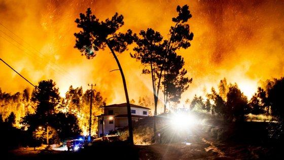 """A juíza do processo afirmou esta segunda-feira ser """"impossível"""" provar que a idosa tenha efetuado a queimada que contribuiu para os incêndios no Pinhal de Leiria"""