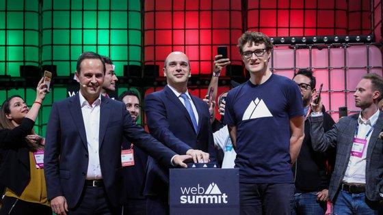 A Web Summit decorre de 4 a 7 de dezembro