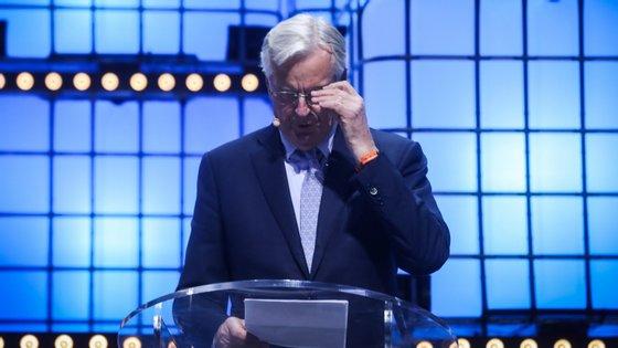 Michel Barnier é o negociador chefe da UE para o Brexit