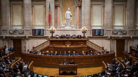 O elenco e composição das 14 comissões parlamentares serão esta quarta-feira votados em plenário por via de um projeto de deliberação apresentado pelo presidente da Assembleia da República