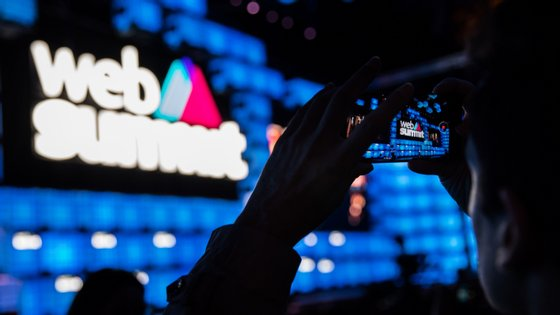 A Web Summit começou a 4 de novembro e termina esta quinta-feira, 7 de novembro