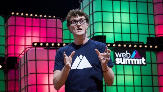 Esta é a nona edição da Web Summit, fundada por Paddy Cosgrave em 2010, na Irlanda