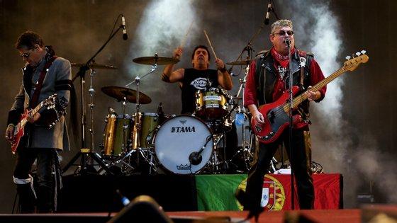 """A mais recente digressão da banda, a """"XL Tour – 40 Anos"""", passa esta semana pela capital, com dupla atuação na sexta-feira e no sábado no grande auditório da Culturgest"""