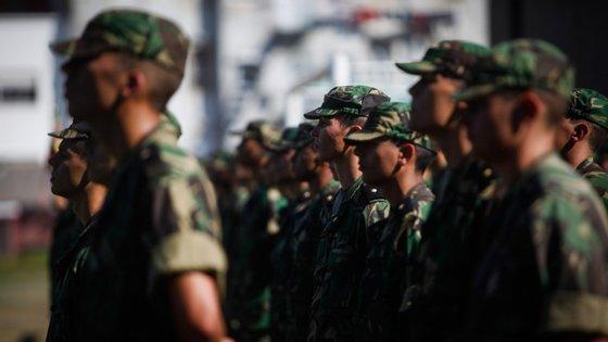 Associações de militares dizem que situação é tão grave que deixou de fazer sentido falar em pirâmide hierárquica