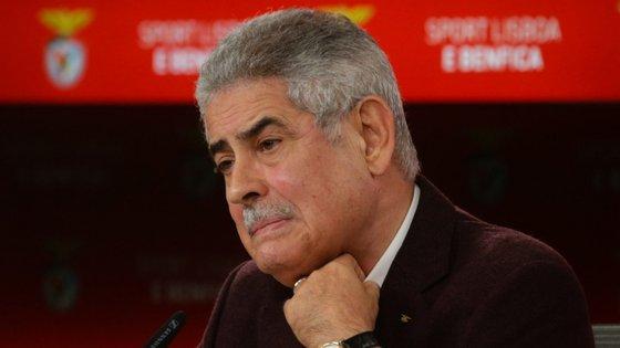 Luís Filipe Vieira chegou a ser um dos maiores devedores do Novo Banco