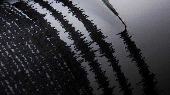 O terramoto feriu pelo menos 312 pessoas