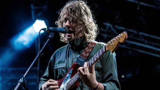 Kevin Morby tem 31 anos e cancelou aquele que seria o seu segundo concerto em Lisboa este ano